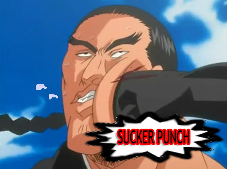 Sucker Punch Power