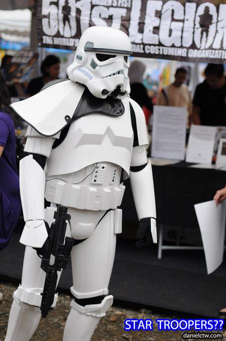 Star Troopers Putrajaya