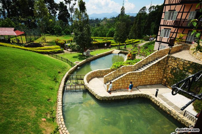 Inside Bukit Tinggi