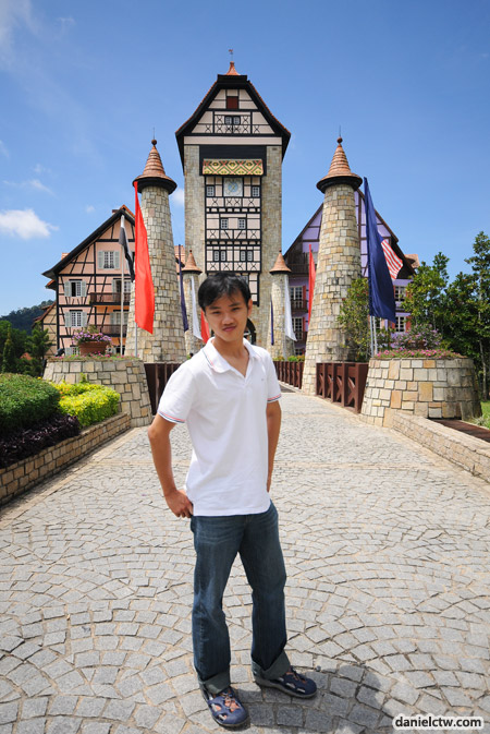 DanielCtw travels to Bukit Tinggi