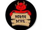 Horny Devil in the Making