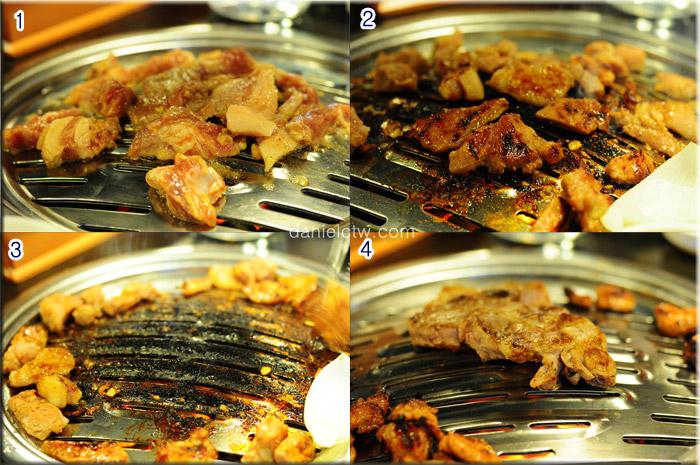 Korean BBQ Chicken Pork