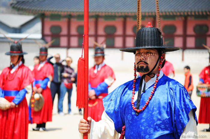 Gyeongbokgung Guard March