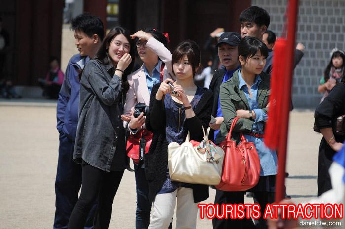 GyeongBokgung Tourist Attraction