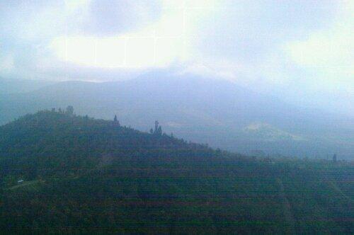 Mt Batur Scenery