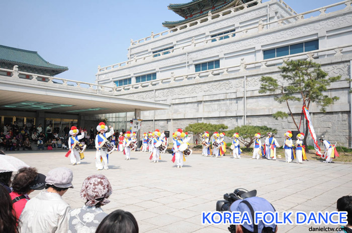 Korea Folk Dance