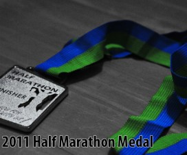 DanielCtw SCKLM2011 21km Finisher Medal