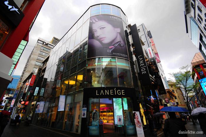Laneige Myeongdong