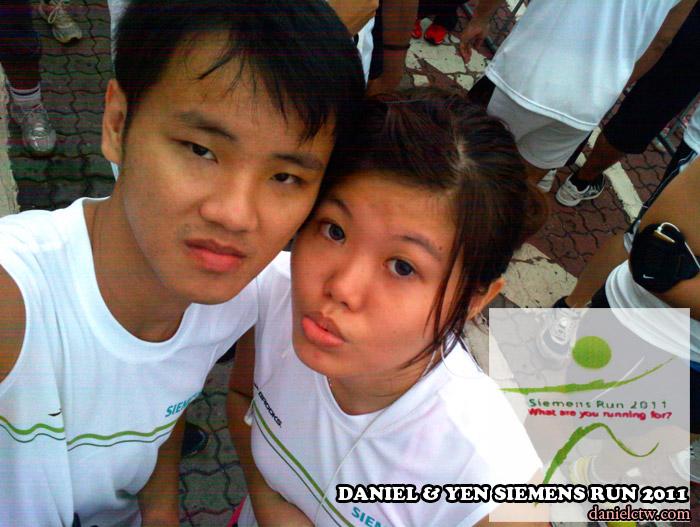 Siemens Run Daniel and Yen