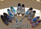 PBIM Runner Shoes