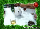 Carlsberg Stout New Year 2012