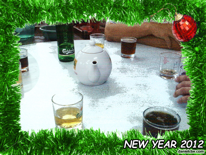 Carlsberg Stout New Year 2012