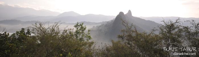 Bukit Tabur East Top 2012