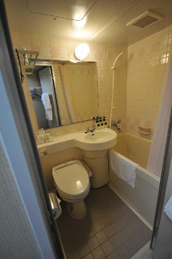 bathroom horidome villa