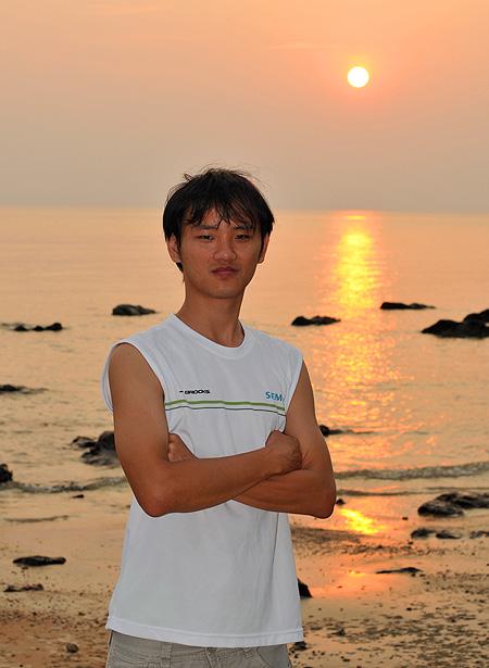Daniel Chew Port Dickson Sunset