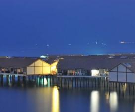 Port Dickson Night Scenery
