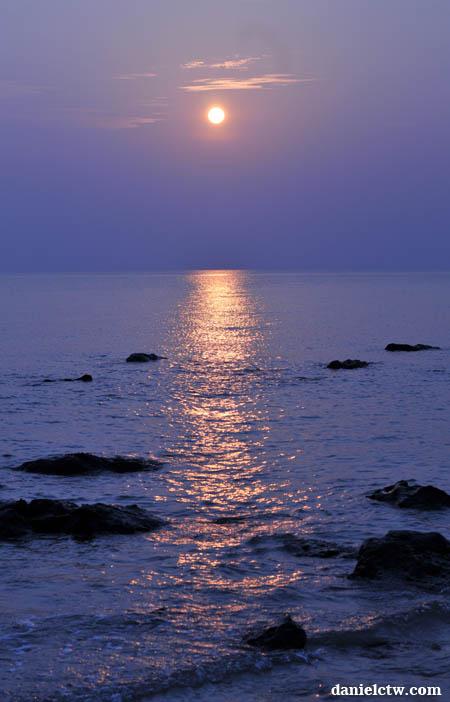 Port Dickson Serene Sunset