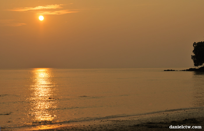 Port Dickson Sunset