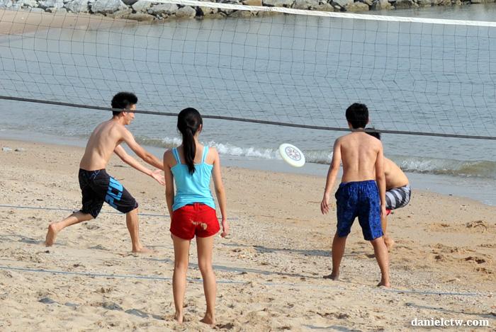 Port Dickson Frisbee Game