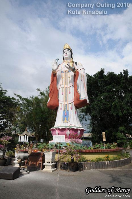Goddess of Mercy Kota Kinabalu Sabah