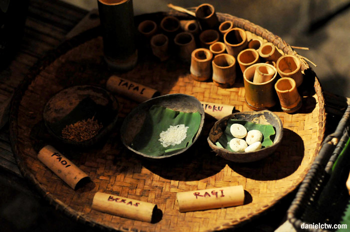 Rice Wine Ingredients