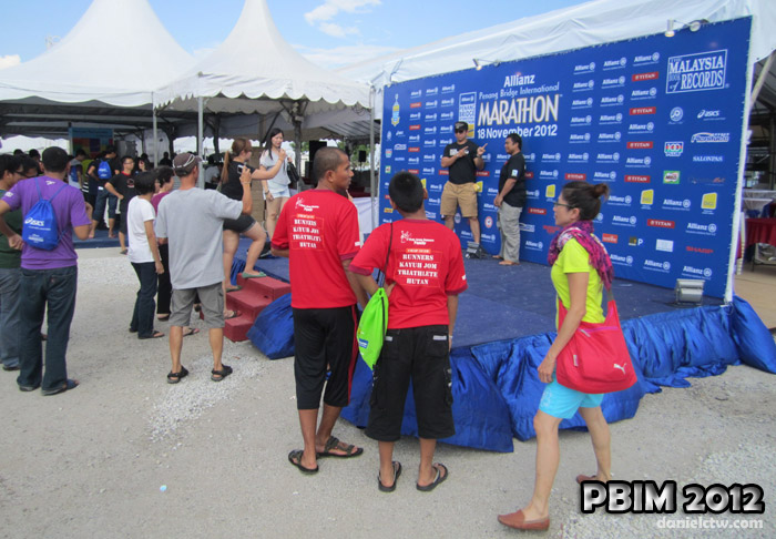 Penang Bridge Marathon 2012 Photo Spot