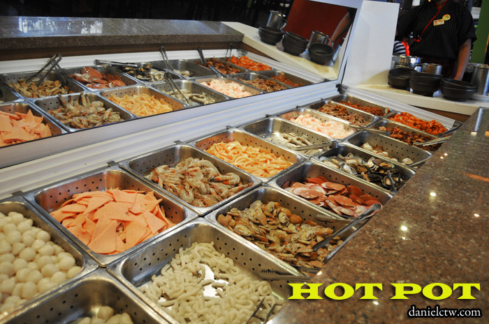 Hot Pot Seafood Steamboat Genting Highlands