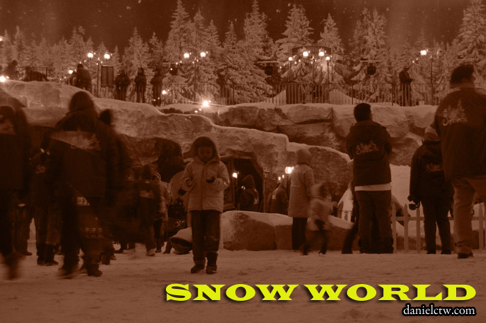Genting Highlands Snow World