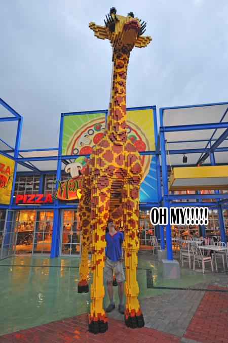 danielctw legoland giraffe
