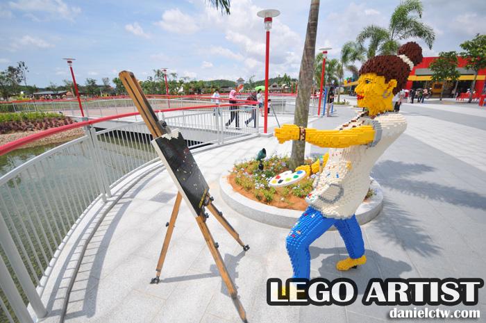 legoland artist