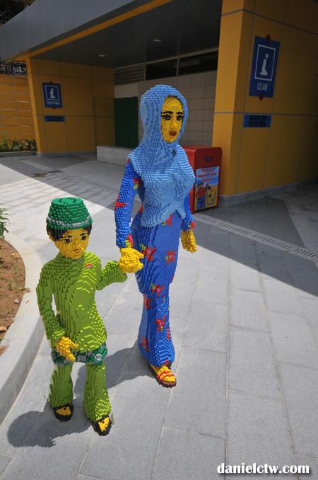 Local Lego Models