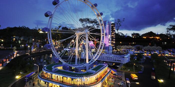 Eye of Malaysia Legoland
