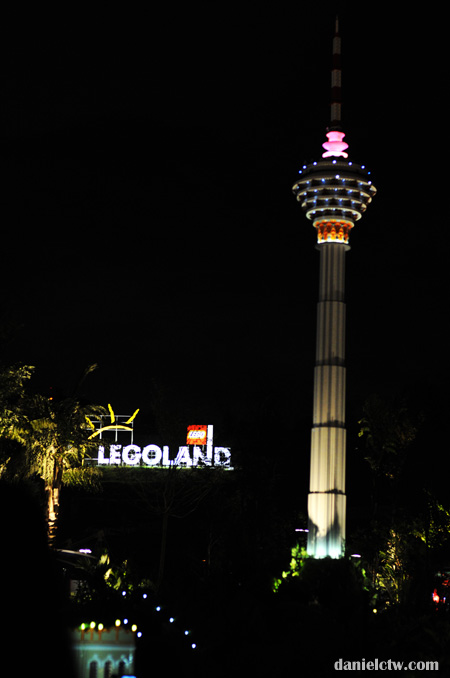 KL Tower Legoland