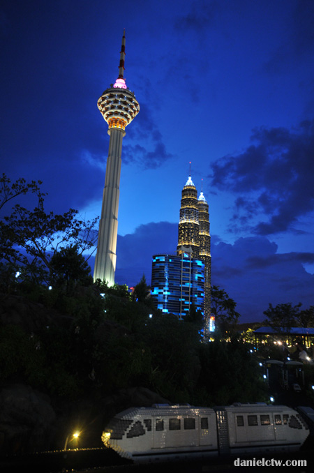 Iconic Kuala Lumpur Legoland