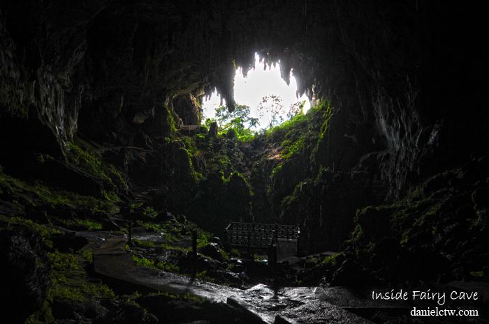inside fairy cave, Kuching, Sarawak