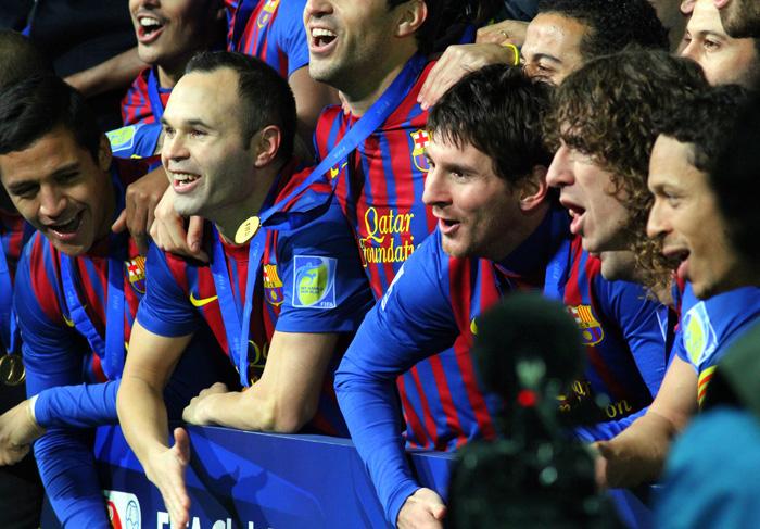 barcelona champions messi