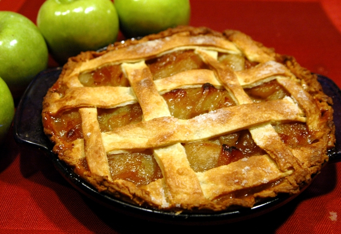 Scrumptuous Apple Pie