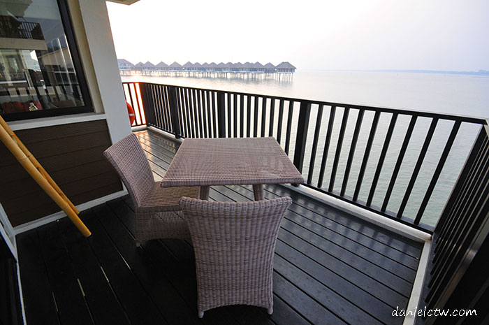 avani resort balcony