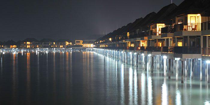 avani resort sepang night exposure shot