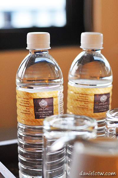 golden palm tree avani resort water complimentary