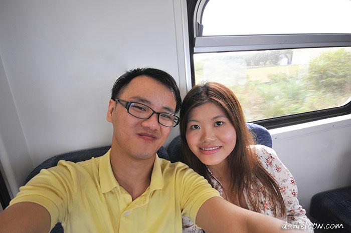 dan yen selfie