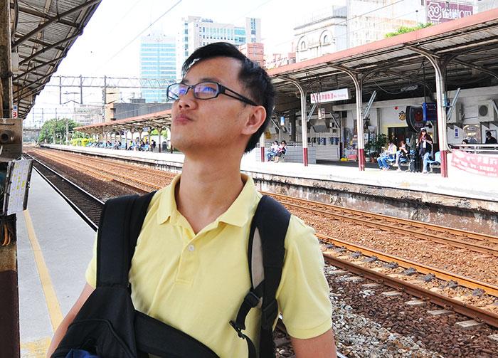 daniel chew taoyuan train station
