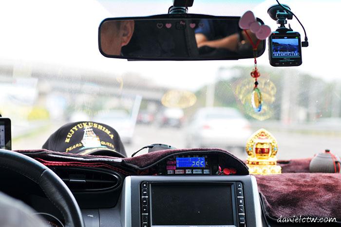 taxi meter Taoyuan Taiwan