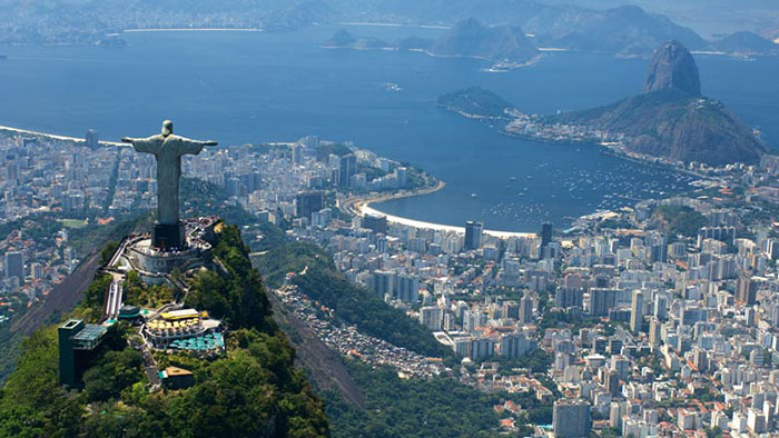 rio brazil south america