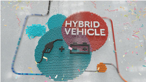 toyota hybrid vehicle