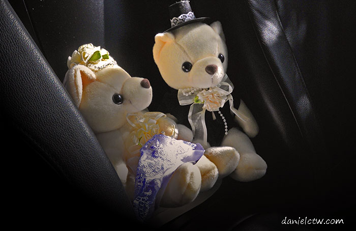 beary couple priscilla benjamin