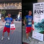 Earth Day Run 2015 University Malaya