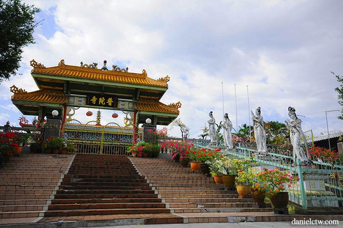 Puh Toh Tze Temple