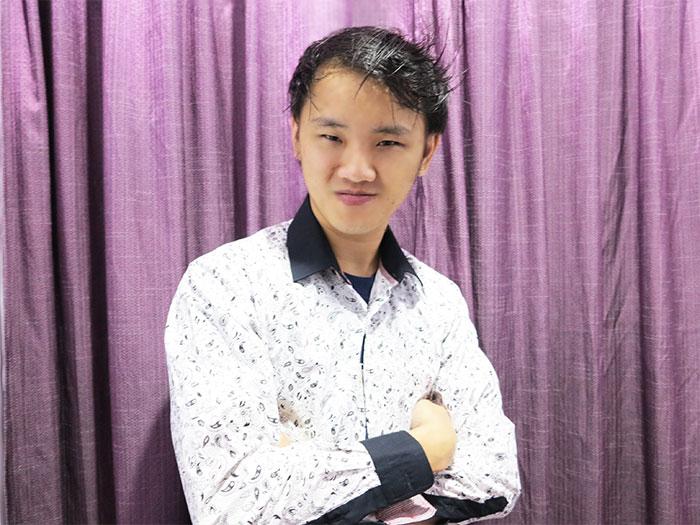 Daniel Chew danielctw