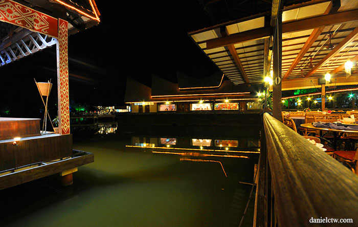 kampung nelayan luyang